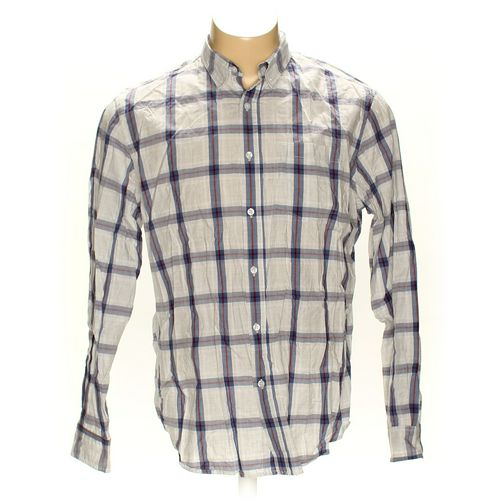 Old Navy Button-up Long Sleeve Shirt in size XL at up to 95% Off - Swap.com