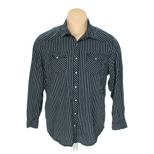 Old Navy Button-up Long Sleeve Shirt in size XXL at up to 95% Off - Swap.com