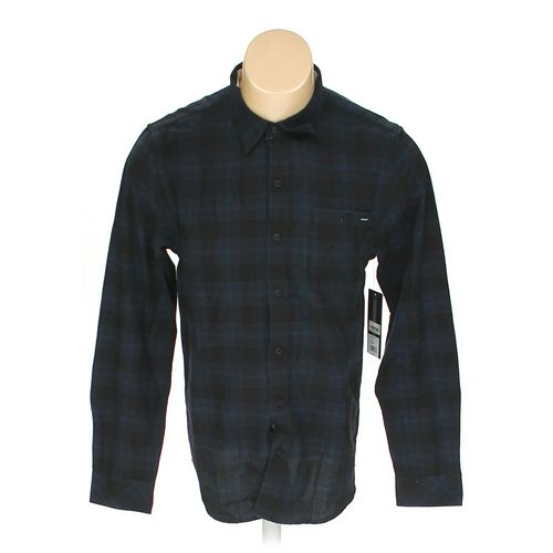 O'Neill Button-up Long Sleeve Shirt in size M at up to 95% Off - Swap.com