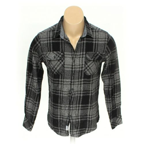 Paper Denim & Cloth Button-up Long Sleeve Shirt in size M at up to 95% Off - Swap.com