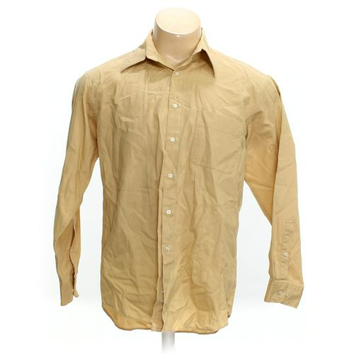 "Perry Ellis Button-up Long Sleeve Shirt in size 48"" Chest at up to 95% Off - Swap.com"