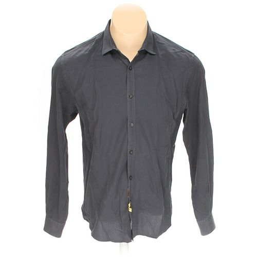 Perry Ellis Button-up Long Sleeve Shirt in size L at up to 95% Off - Swap.com