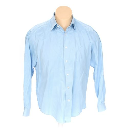 Perry Ellis Button-up Long Sleeve Shirt in size XL at up to 95% Off - Swap.com