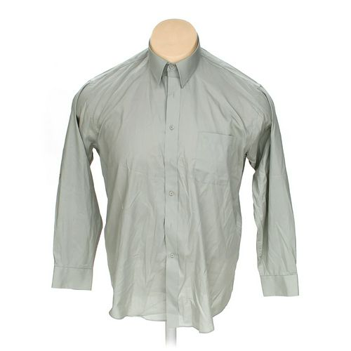 "Pierre Cardin Button-up Long Sleeve Shirt in size 50"" Chest at up to 95% Off - Swap.com"