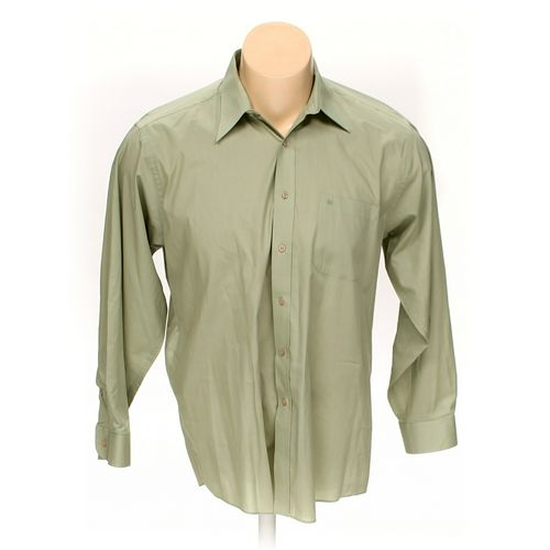 Pierre Cardin Button-up Long Sleeve Shirt in size XL at up to 95% Off - Swap.com