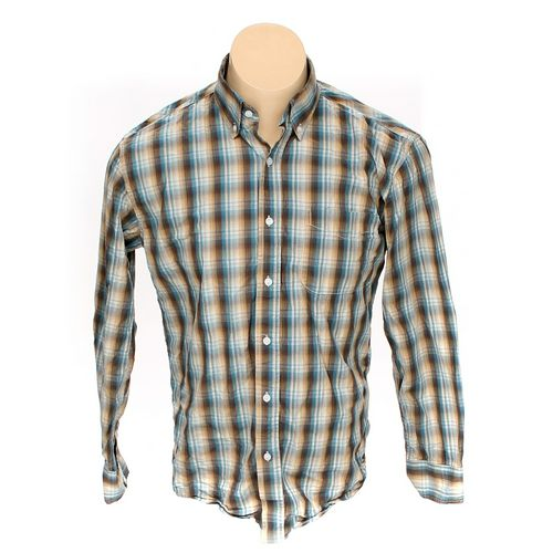 pinkerton Button-up Long Sleeve Shirt in size L at up to 95% Off - Swap.com