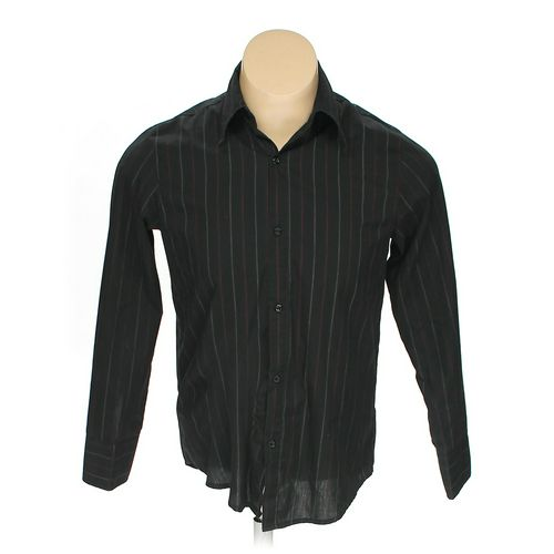 Pop Icon Button-up Long Sleeve Shirt in size S at up to 95% Off - Swap.com