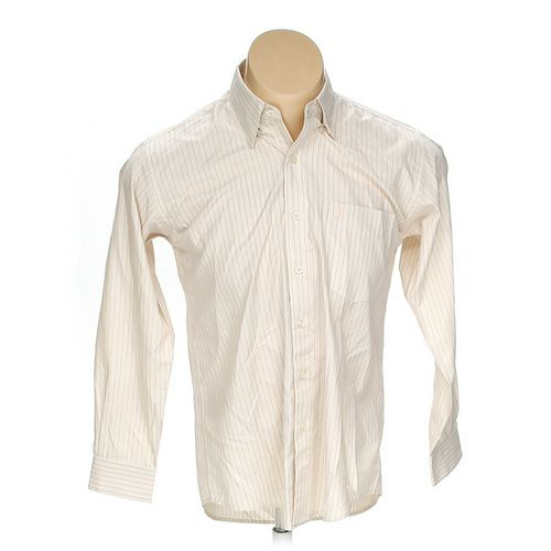 """Ralph Lauren Button-up Long Sleeve Shirt in size 42"""" Chest at up to 95% Off - Swap.com"""