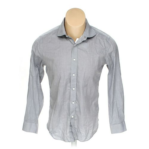 """Button-up Long Sleeve Shirt in size 42"""" Chest at up to 95% Off - Swap.com"""