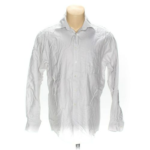 Button-up Long Sleeve Shirt in size M at up to 95% Off - Swap.com
