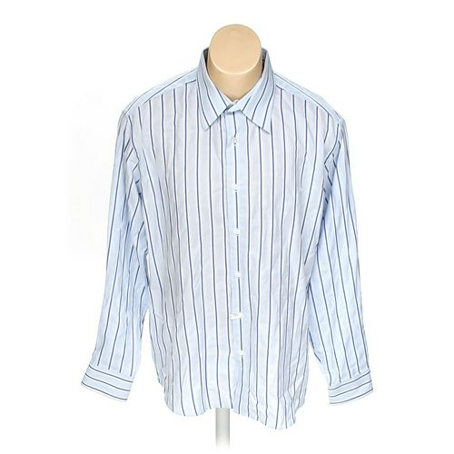 Report Collection Button-up Long Sleeve Shirt in size XL at up to 95% Off - Swap.com