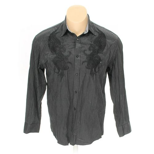 Roar Button-up Long Sleeve Shirt in size 3XL at up to 95% Off - Swap.com