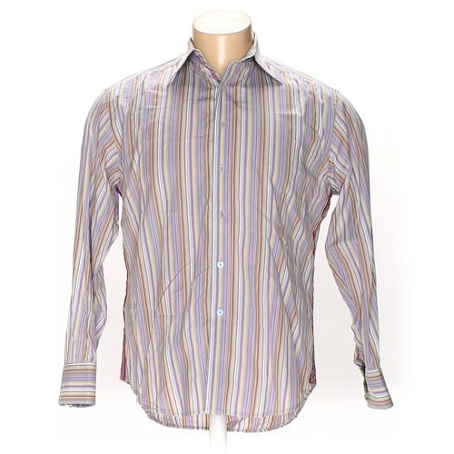 Robert Graham Button-up Long Sleeve Shirt in size L at up to 95% Off - Swap.com