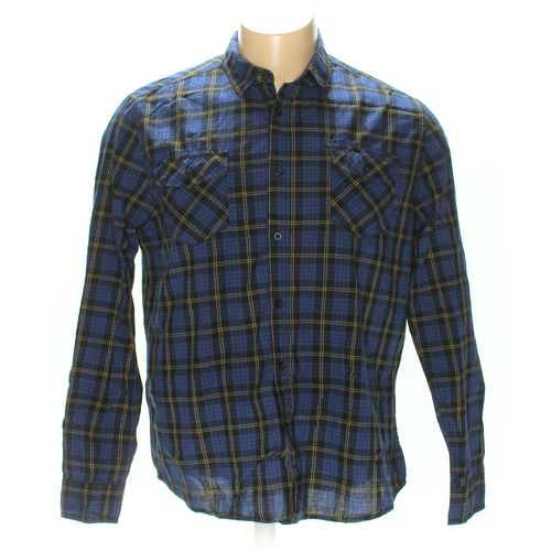 Route 66 Button-up Long Sleeve Shirt in size XXL at up to 95% Off - Swap.com