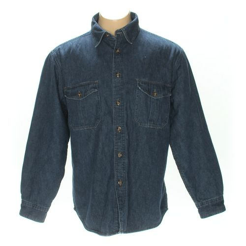Rugged Earth Outfitters Button-up Long Sleeve Shirt in size L at up to 95% Off - Swap.com