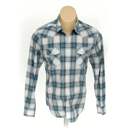 Slade Wilder Button-up Long Sleeve Shirt in size M at up to 95% Off - Swap.com