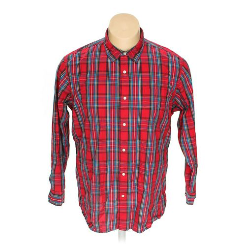 Sonoma Button-up Long Sleeve Shirt in size XXL at up to 95% Off - Swap.com