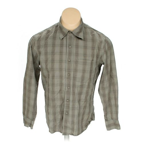 Sonoma Button-up Long Sleeve Shirt in size L at up to 95% Off - Swap.com