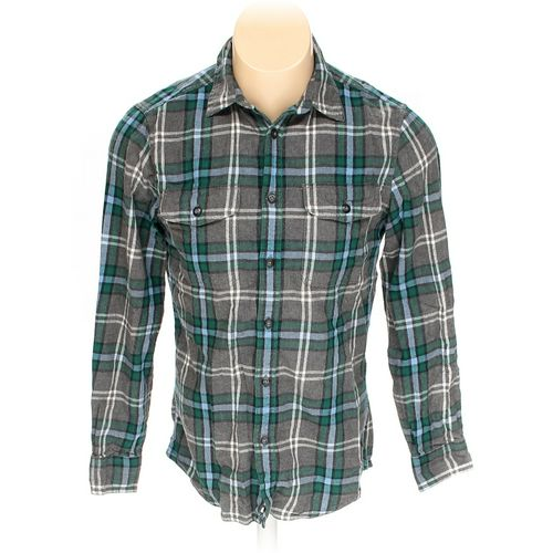 Sonoma Button-up Long Sleeve Shirt in size S at up to 95% Off - Swap.com