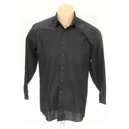 """Stafford Button-up Long Sleeve Shirt in size 48"""" Chest at up to 95% Off - Swap.com"""