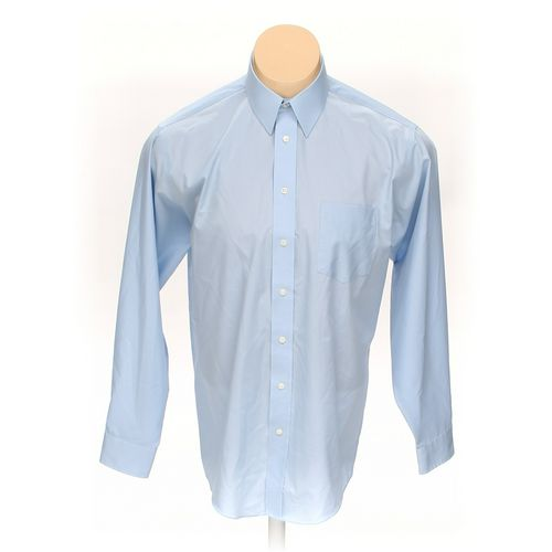 Stafford Button-up Long Sleeve Shirt in size L at up to 95% Off - Swap.com