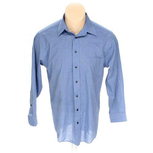 Stafford Button-up Long Sleeve Shirt in size M at up to 95% Off - Swap.com