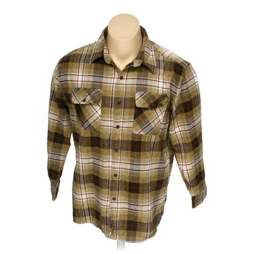Stanley Button-up Long Sleeve Shirt in size 2XL at up to 95% Off - Swap.com