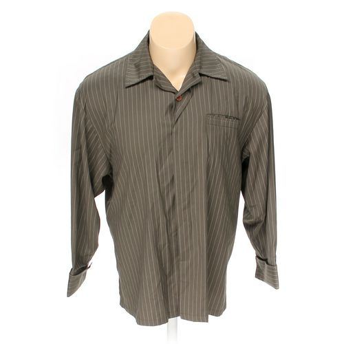 Stephen James Button-up Long Sleeve Shirt in size XXL at up to 95% Off - Swap.com