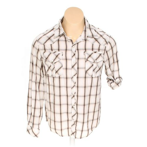 Supply Company Button-up Long Sleeve Shirt in size L at up to 95% Off - Swap.com