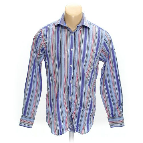 Tailorbyrd Button-up Long Sleeve Shirt in size M at up to 95% Off - Swap.com