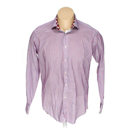 TD THOMAS DEAN Button-up Long Sleeve Shirt in size XL at up to 95% Off - Swap.com