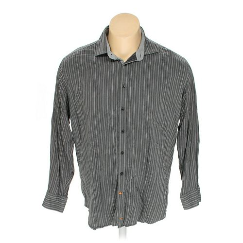 Ted Baker Button-up Long Sleeve Shirt in size XXL at up to 95% Off - Swap.com