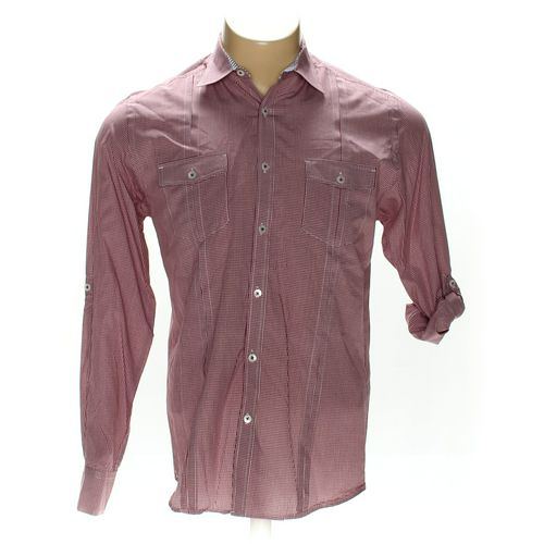 Ted Baker Button-up Long Sleeve Shirt in size L at up to 95% Off - Swap.com