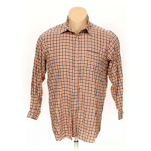 Thomas Pink Button-up Long Sleeve Shirt in size XL at up to 95% Off - Swap.com