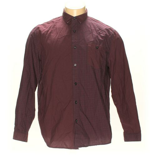 THREADS & HEIRS Button-up Long Sleeve Shirt in size XL at up to 95% Off - Swap.com