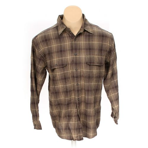 Timberland Button-up Long Sleeve Shirt in size L at up to 95% Off - Swap.com