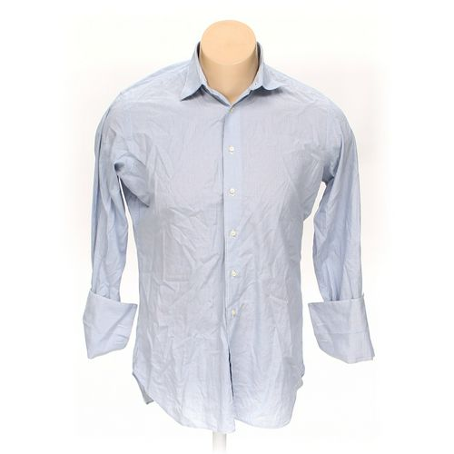 """Tom James Button-up Long Sleeve Shirt in size 52"""" Chest at up to 95% Off - Swap.com"""