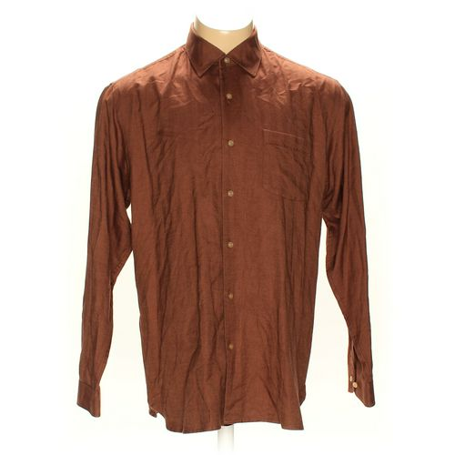 Tommy Bahama Button-up Long Sleeve Shirt in size L at up to 95% Off - Swap.com