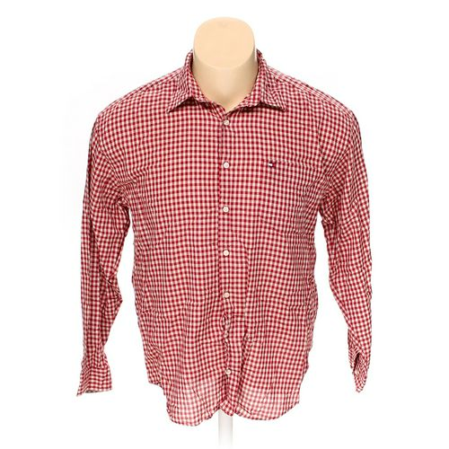 Tommy Hilfiger Button-up Long Sleeve Shirt in size XXL at up to 95% Off - Swap.com