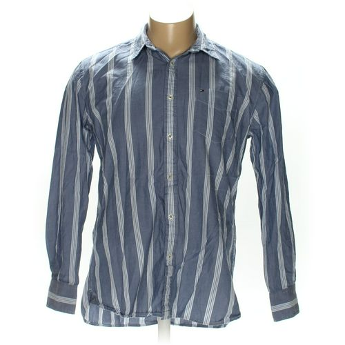 Tommy Hilfiger Button-up Long Sleeve Shirt in size XL at up to 95% Off - Swap.com