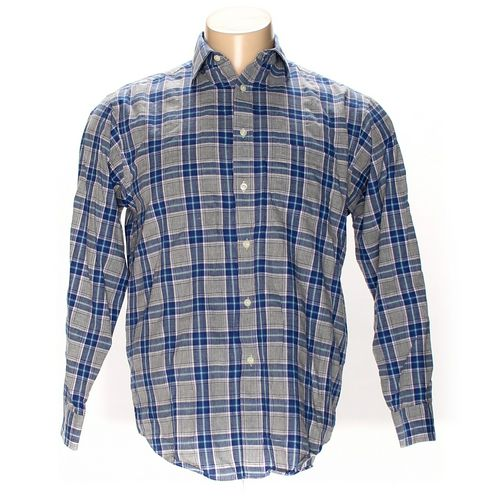 Turnbury Button-up Long Sleeve Shirt in size L at up to 95% Off - Swap.com
