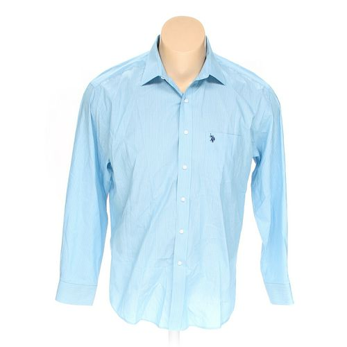 U.S. Polo Assn. Button-up Long Sleeve Shirt in size XL at up to 95% Off - Swap.com