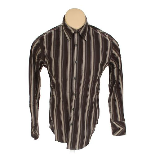 Utility Button-up Long Sleeve Shirt in size L at up to 95% Off - Swap.com