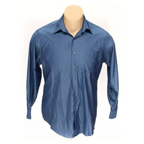 """Van Heusen Button-up Long Sleeve Shirt in size 46"""" Chest at up to 95% Off - Swap.com"""