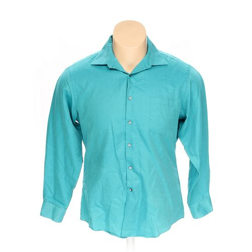 "Van Heusen Button-up Long Sleeve Shirt in size 50"" Chest at up to 95% Off - Swap.com"