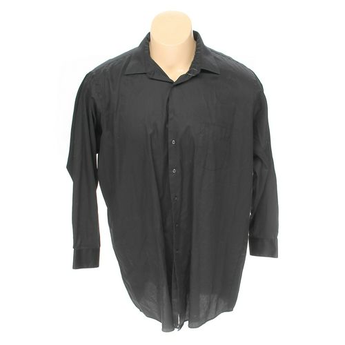 """Van Heusen Button-up Long Sleeve Shirt in size 60"""" Chest at up to 95% Off - Swap.com"""