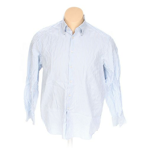 """Van Laack Button-up Long Sleeve Shirt in size 50"""" Chest at up to 95% Off - Swap.com"""