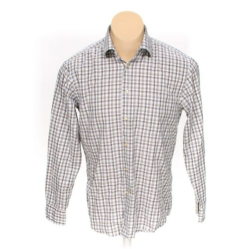 Van Laack Button-up Long Sleeve Shirt in size L at up to 95% Off - Swap.com