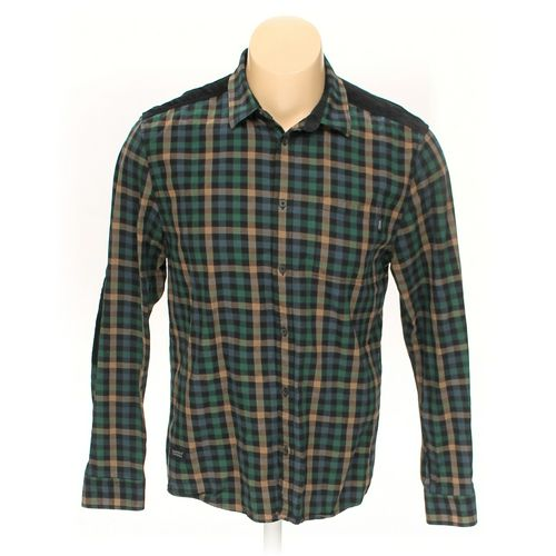 Wesc Button-up Long Sleeve Shirt in size XL at up to 95% Off - Swap.com
