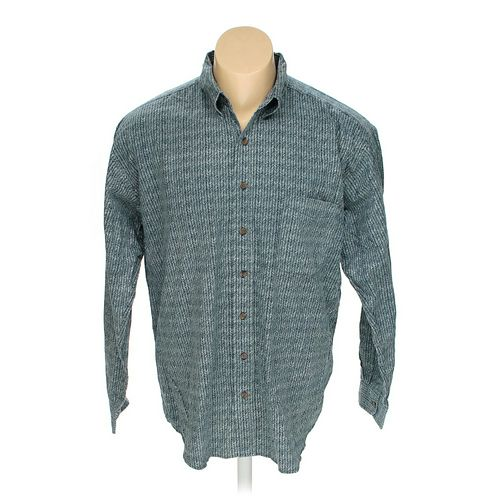 Wrangler Button-up Long Sleeve Shirt in size 2XL at up to 95% Off - Swap.com